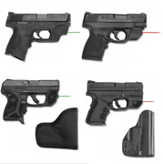 Crimson Trace Laserguard Laser Trigger Guard Pistol Handgun Sight And Holster