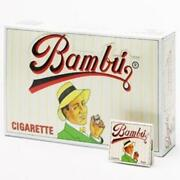 Bambu Cigarette Rolling Papers 100 Booklets Cd105