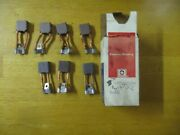 7 Starter Brushes 1934 - 1937 Cadillac And 1947 - 1956 Gmc Gm 1906986
