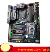 100 Tested For Msi Z370 Godlike Gaming Motherboard Support I7 8700k 64gb Ddr4