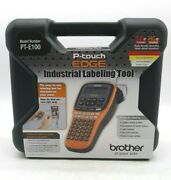 Brother Pt-e100 Industrial Labeling Tool