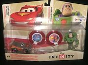 Disney Infinity Toys R Us Exclusive Race To Space Zurg Wrath Disc Brand New