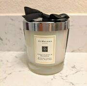 Jo Malone Sweet Almond And Macaroon Scented Candle New Discontinued Sold Out 200g