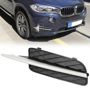 Car Front Bumper Right Side Grill Cover 51117159594 For Bmw X5 E70 2007-2010