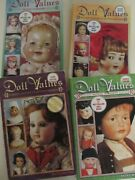 First - Fourth 4 Editions Doll Values Antique To Modern By Patsy Moyer