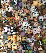 Littlest Pet Shop Lps Lot Authentic Very Rare Mostly Cats And Dogs 108 Pets