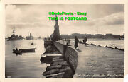 R446899 Port Said. From The Breakwater. The Simon Arzt Store. Lehnert And Landro