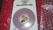 2013 Fiji S20 Great Barrier Reef 2 Oz .999 Silver Exotic Wildlife Ngc Ms69
