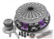 Xtreme Twin Plate Clutch Organic To Suit Holden Commodore Ve Ss 6.0 Ltr