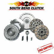 Southbend Stage 4 Dual Disc Clutch Kit For 94-98 Ford Powerstroke 7.3l Zf 5speed