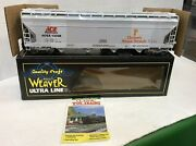 Weaver Train Ace Hardware Children's Miracle Network 13328 New In Box Free Ship