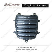 Dry Carbon Kit For 2011-2014 Mclaren Mp4 12-c Oe 650s Style Engine Cover