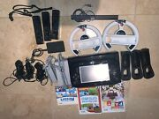 Nintendo Wii U 32gb Console Mint Condition /with 24 Games