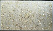 24 X 48 Inches Marble Sofa Table Top Mother Of Pearl Coffee Table For Home Decor