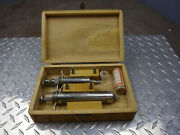 Vintage Veterinary Syringe Kit Reliable With Box
