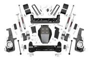 Rough Country 5in Gm Ntd Suspension Lift Kit 2020 2500hd