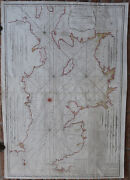 Antique Map-st. George Channel-irish Sea-england-huddart-laurie And Whittle-1788