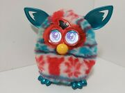 Hasbro Furby Boom Festive Sweater Edition 2012 Talking Moving Toy Working