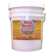 Rust Buster Commercial Heavy-duty Rust Stain Remover - 5 Gallon Pail