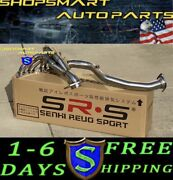 Srs Stainless Header And Down Pipe For 11-16 Scion Tc 11 12 13 14 15 2.48 Outlet