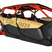 Can-am X3 Max Rear Lower Door Panels         715003751