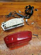 Ducati Monster Rear Led Tail Stop Light Lamp W Wiring Harness For Leds
