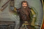 Lord Of The Rings Action Figure Gimli Battle Axe 2001