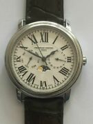 Reloj Frederique Constant - Moonphase - Fc360x4p56 Automatic Geneve Swiss Made