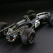 Eagle-weslake V12 1967 Rear View By Rick Graves
