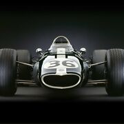 Eagle-weslake V12 1967 Front View By Rick Graves
