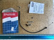 New Oem 0710p12 Omc Johnson Evinrude 437512 Throttle Cable