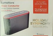 Lumations Holiday Music Conductor For Musical Light Show - Free Shipping -