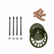 Clutch Big Bevel Gear Friction Pads And Screw For 66cc 80cc Motorized Bicycle