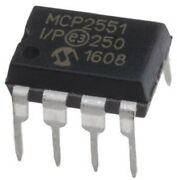 Microchip Can Transceivers 8-pin 75ma 1mbit/s Sleep/standby Pdip- 5pcs Or 60pcs