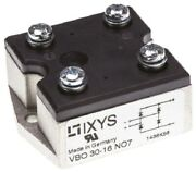 Ixys Bridge Rectifiers 35a 1600v 440a 2.2v 4-pins Silicon Junction-1pc Or 20pcs