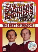 New - The Smothers Brothers Comedy Hour-the Best Of Season 3dvd2008,4-disc Set