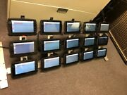 Lot Of 15 Gps Mdt7p Commercial Business Tablets Hos Device Fleet Tracking System