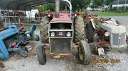 Mf Massey Ferguson 255 Tractor Complete Or Parts