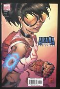 Arana Heart Of The Spider 1 Variant 2005 Marvel Comic Spiderverse Young Avengers
