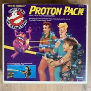 Vintage Kenner The Real Ghostbusters Proton Pack Set In Box