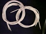 ✔✔white Brake Cable Housing 10 Ft Unlined Bicycle Bike Sears Screamer Spyder Ted
