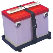 T-h Marine Narrow 31 Series Battery Tray Package Nbh-31p-dp