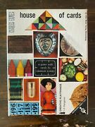 Charles Eames House Of Cards - Vintage - Western Germany Q974