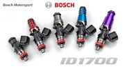 Injector Dynamics Id1700 Injectors For Toyota Supra Turbo 93-98 2jz-gte 11mm