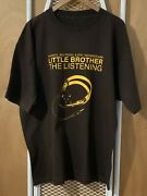New Ds Little Brother Phonte/big Pooh/9th Wonder The Listening T-shirt Sz Xl