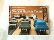 """Soft Cover Book """"lionel Postwar Space And Military Trains"""