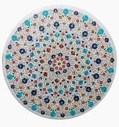 Marble Dining Table Top Heritage Art Kitchen Table Inlay Work From Handicrafts