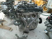 2010 2011 2012 2013 Kia Forte 2.0l 4cyl Fwd 2wd Engine Motor Assembly-142k Miles