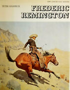 Frederic Remington By Peter Hassrick New Concise N A L. Edition