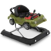Classic Wrangler 3-in-1 Baby Activity Walker Girl Boy With Wheels Sound Lights